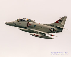 TA-4J Coming By