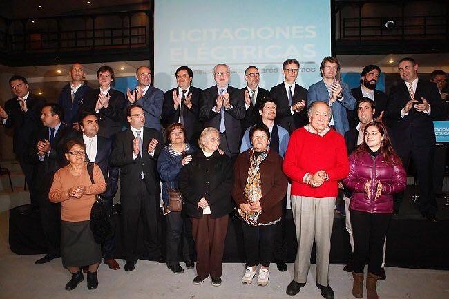 Ceremonia Lictación Chile