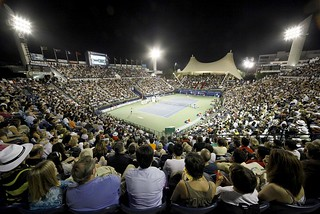 Dubai Open Tennis