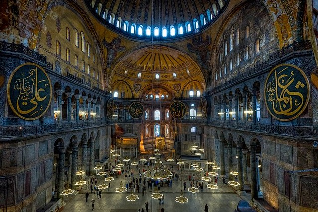 The Ayasofya (Hagia Sophia) Museum, Istanbul  Flickr ...