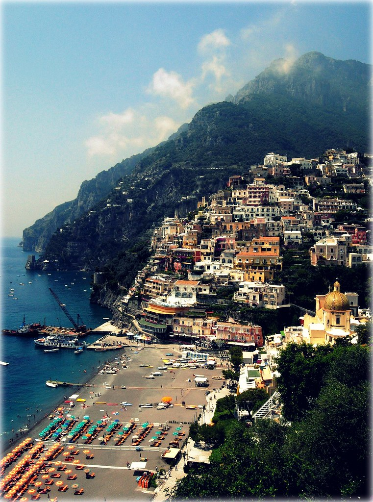 Vertical Village - Positano