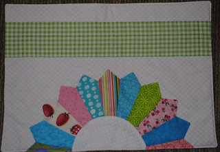 Placemat Quilt Swap 6 Received from meanfish2