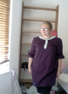 Day 30! My Lisette Market Sewalong Tunic