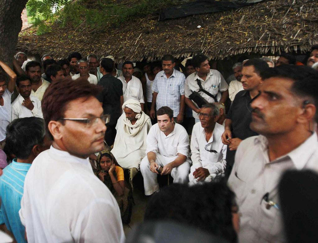 Rahul Gandhi in Greater Noida 01