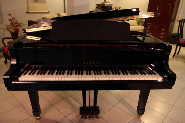 Yamaha c3 grand piano for sale yamaha c3 grand piano for Yamaha c3 piano dimensions