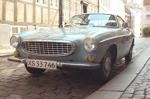If James Bond would drive a Volvo it would be the P1800