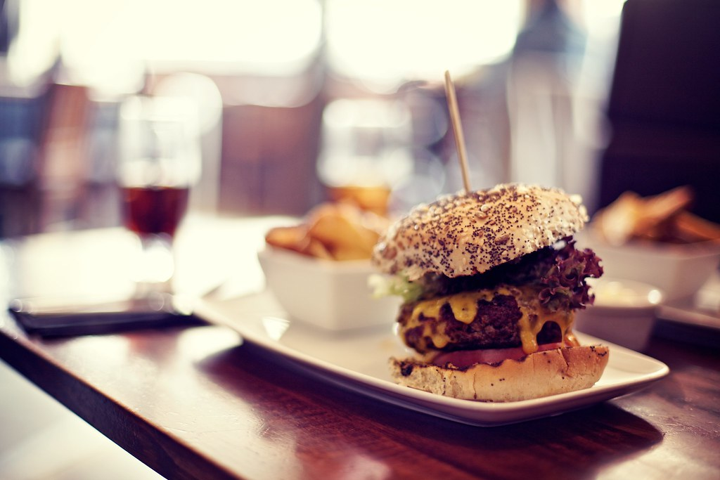 Lebowskis' Burger