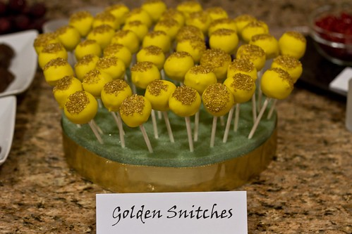 Golden Snitches