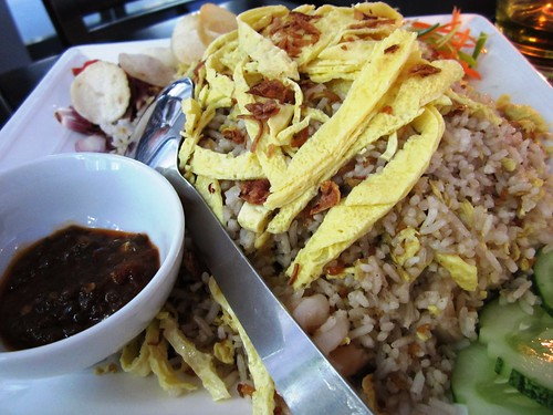 TheArk shrimp paste fried rice