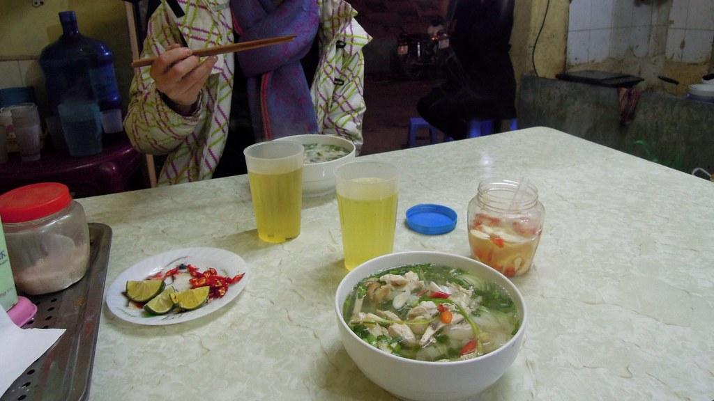 Chicken Noodle Soup (Pho Ga)