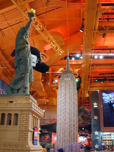 Famous Landmarks in Legos