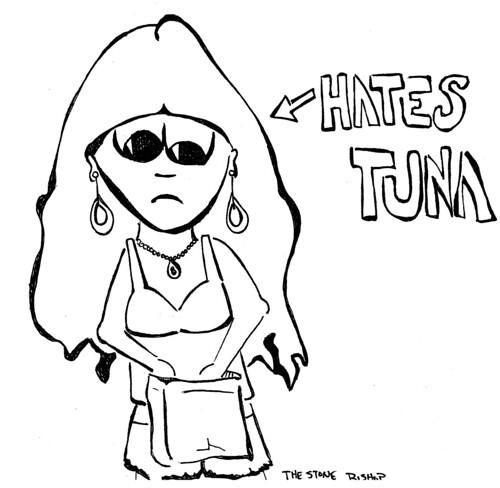 Hates Tuna