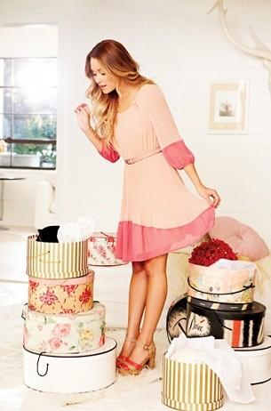 LC peach