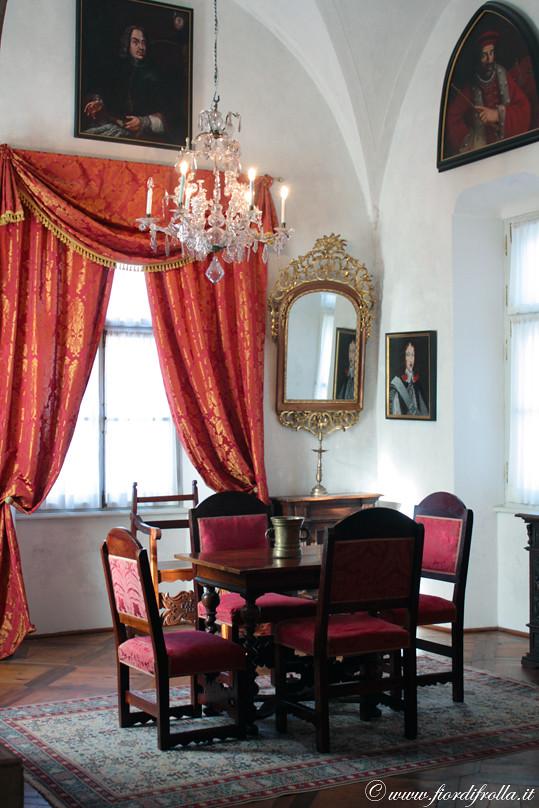 Castel Thun - interni