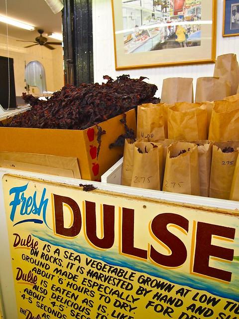 Dulse, seaw