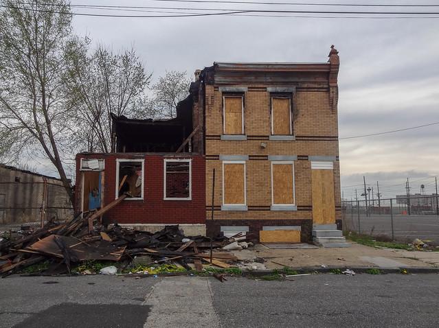 Fire damaged homes camden nj flickr photo sharing for Camden home