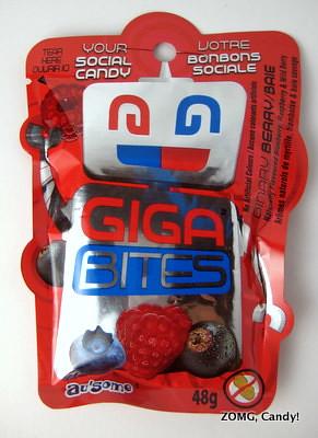 Au'some Giga Bites - Binary Berry