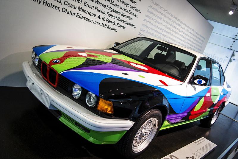 Powershot BMW Museum
