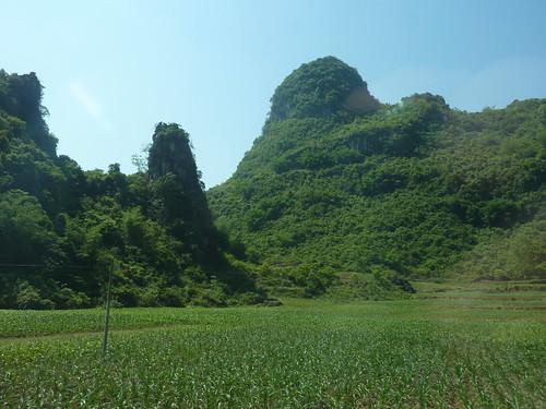 C-Guangxi-Route Chutes Detian (33)