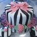 Zebra Cake & Cupcakes - <span>www.cupcakebite.com</span>