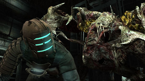 Dead Space 3: Fan-Made Weapon 'HUN-E1 Badger' Added To The Game