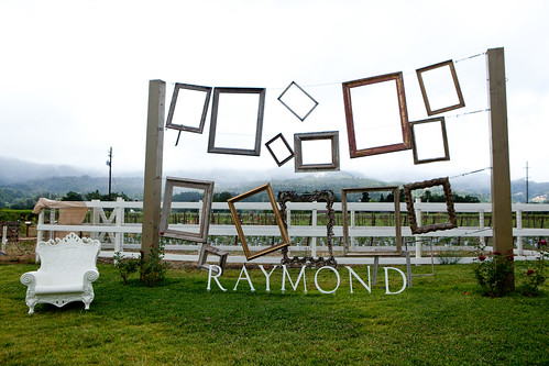 Raymond Vineyards at The Theater of Nature
