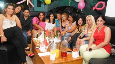 Ladies Night +Bday @ Soberano Liquor Store