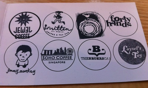 Completed Disloyalty Card 2011