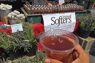 Ferry Plaza Farmers Market - Drinkwell softeners
