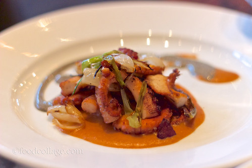 Seared Octopus at Wayfare Tavern (San Francisco)