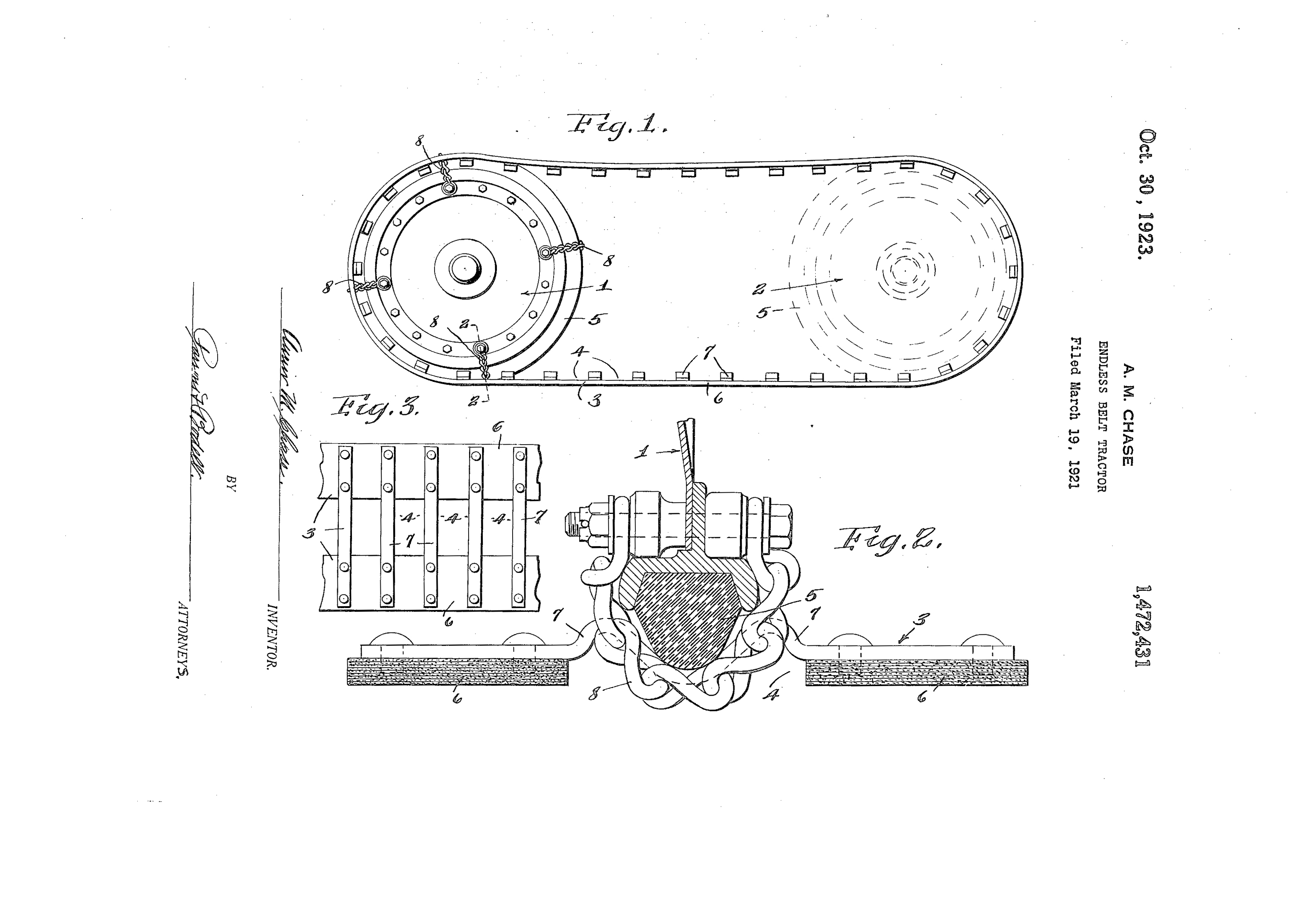 Endless Belt Patent 2