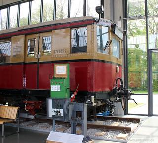 DR-Baureihe ET/ES/EB 165 (Berliner S-Bahn | [DE] Deutsches Verkehrsmuseum München | 26.04.2014