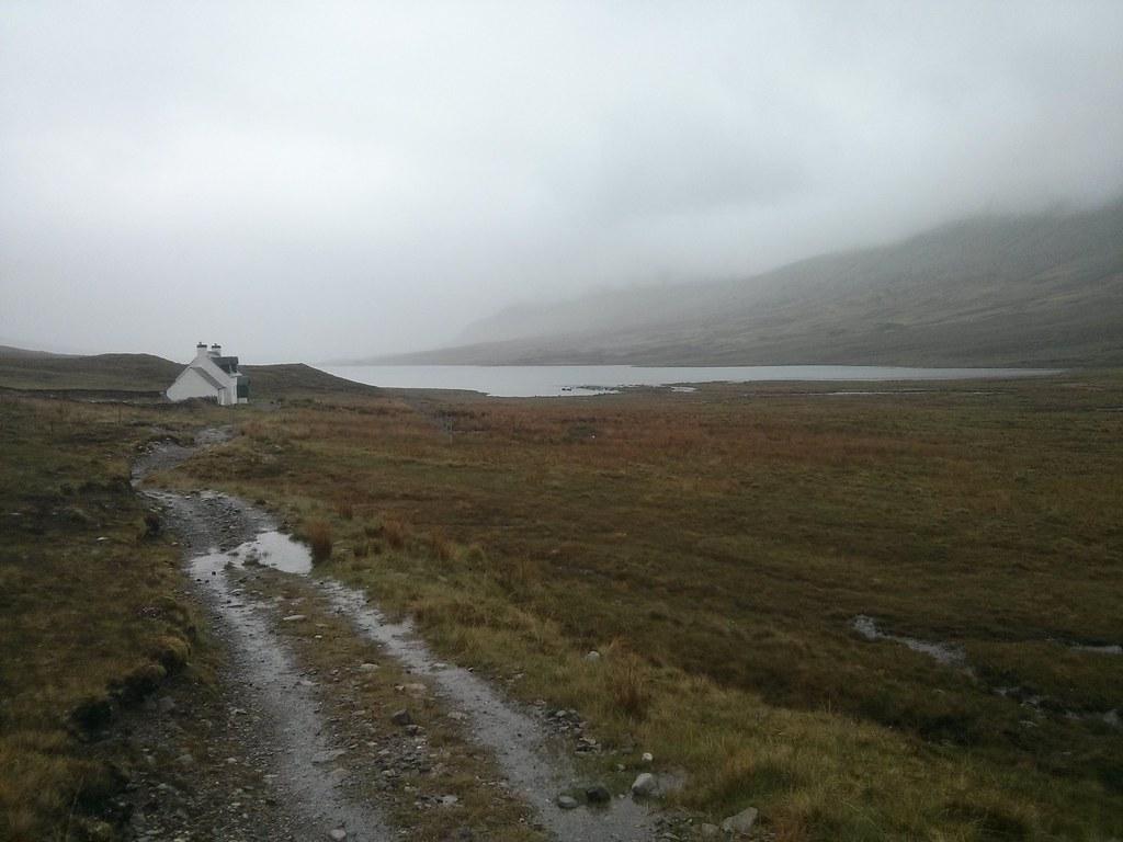 Approaching Lochivroan