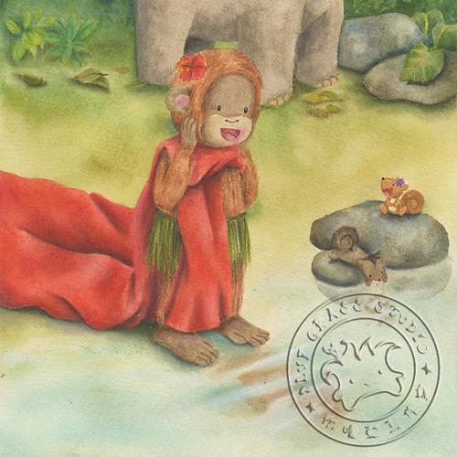 紅褲子去旅行 Red Pants' Travels