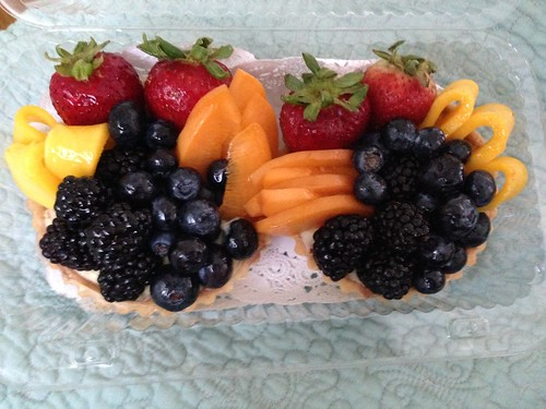 IMG_2583 Fresh fruit tarte