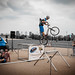 BMX Bike Stunts - Olympic Park, London