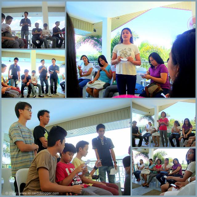 2014 yp church living - prophesying meeting
