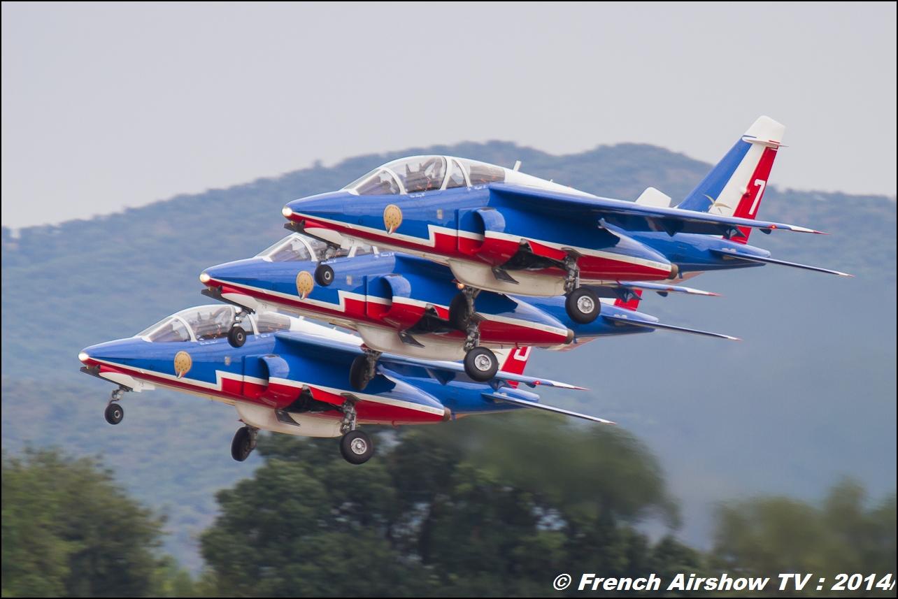 Patrouille de France JPO BAN Hyères 2014