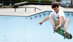 Skateboarding*