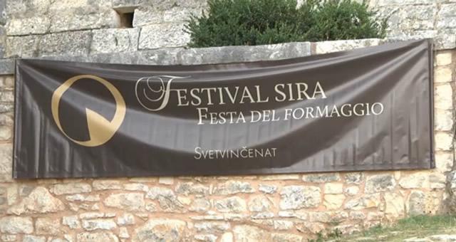 Festival sira, Istra, Croatia