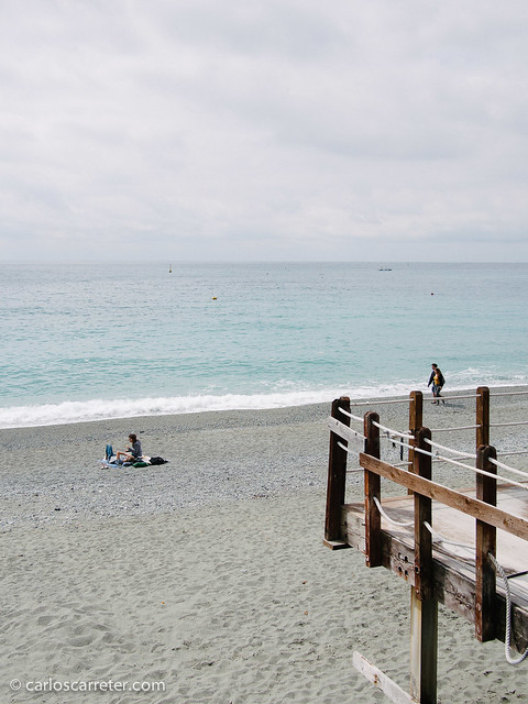 Monterosso - playa