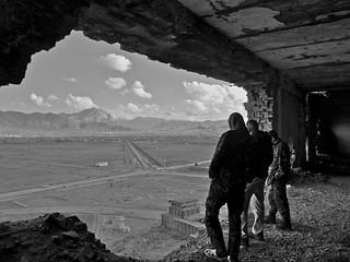Ruins of the King's Palace, Kabul