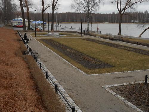 Ystävyydenpuisto, Hämeenlinna 13.4.2014