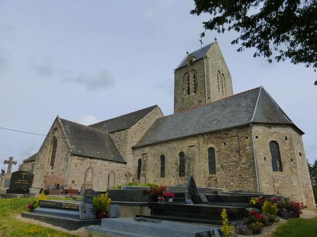 004 Église Saint-Martin, Lestre