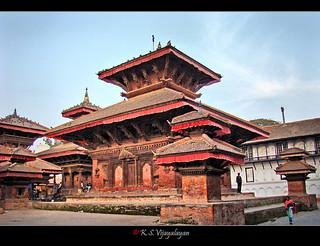Darbar square, Kathmandu