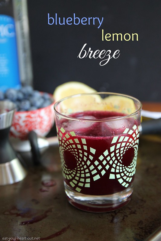 Blueberry Lemon Breeze