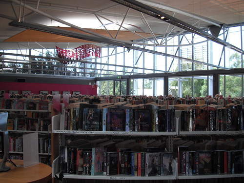 Wallsend Library, NSW, December 2011