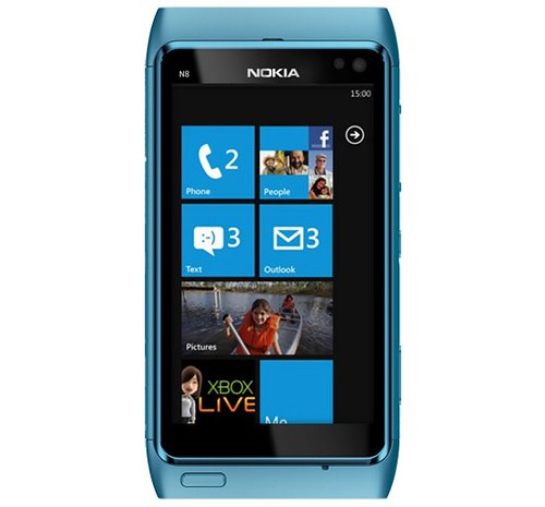 nokia windows phone 7 ilust