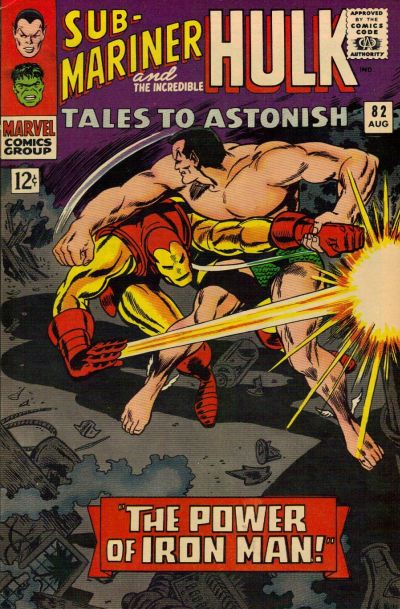 Tales to Astonish 082