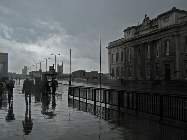 Bleak London
